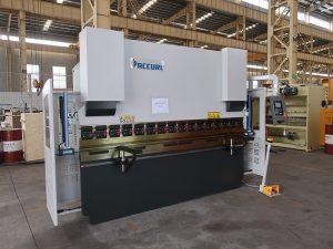 液壓彎曲機CNC 3軸折彎機到馬來西亞