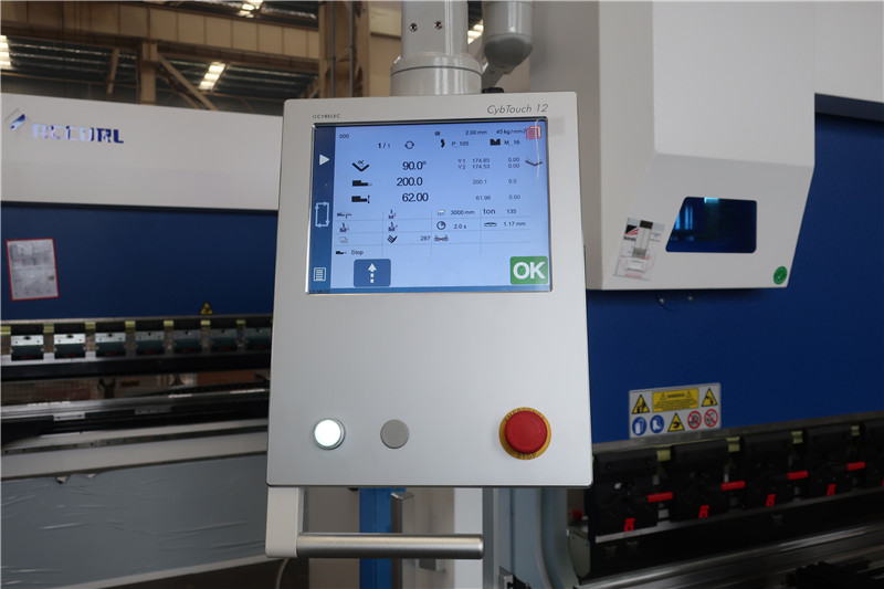 CybTouch 12 PS 2D數控系統