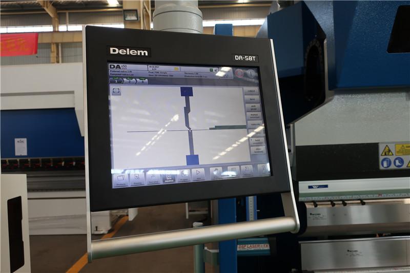 德勒DA58T 2D數控系統