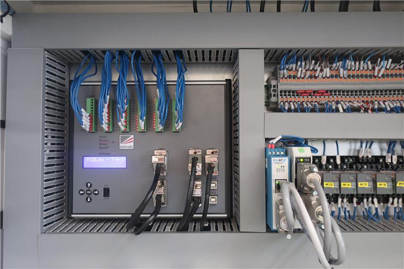 Lazersafe PCSS A系列安全PLC