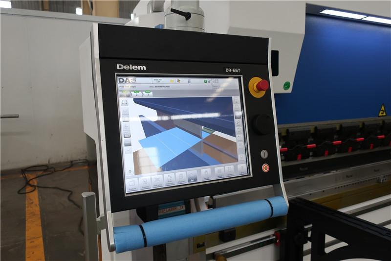DELEM DA66T 3D數控系統