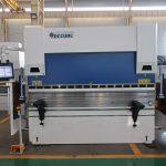 WC67K 500T / 4000mm cnc液壓不銹鋼折彎機,高效板式折板機