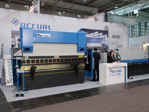 Accurl於2017年參加德國展覽