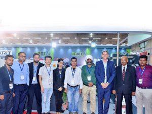 Accurl參加了2016年的印度展覽