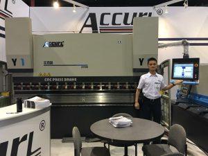 Accurl參加了2017年的美國展覽