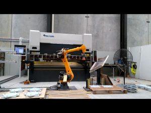 用於機器人彎曲單元系統的機器人數控折彎機