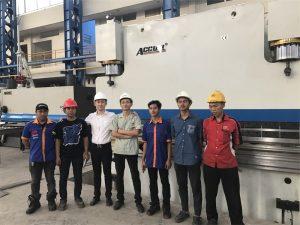 印度尼西亞代表團來參觀我們的工廠