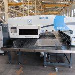 MAX-SF-30T液壓沖床壓力機cnc fanuc系統砲塔沖床用amada工具機械製造