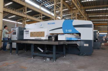 cnc液壓轉塔沖床用於30噸cnc沖壓機
