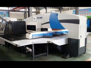 cnc沖床製造商 - 砲塔沖床 -  5軸cnc伺服沖床