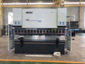We67k cnc液壓鐵皮壓彎機