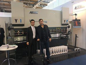優質最優價格小型新型折彎機在中國銷售