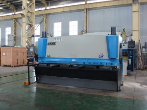 qc12y 4x3200液壓剪切機