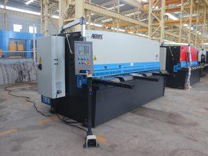 液壓金屬板擺式剪切機